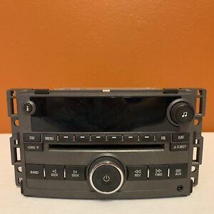 GM 15832814 AM/FM/MP3 Radio Cd Player  Chevy  CQ-EG1576YC