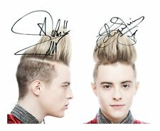 JEDWARD SIGNED AUTOGRAPHED A4 PP PHOTO POSTER