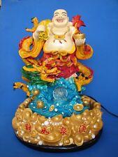 Big Feng Shui  Buddha Water Fountain with Dragon
