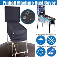 Pinball Machine Dust Cover for Wedgehead Gottlieb 80Bally Widebody 90s/70s80s