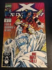 X-factor#64 Incredible Condition 9.4(1991) Portacio Art!!