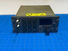 Gables G7112-02 C112 Aircraft TCAS Transponder Control Panel A2D1 USED