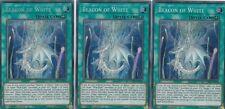 YUGIOH 3 X BEACON OF WHITE  LCKC-EN035 - SECRET - LEGENDARY COLLECTION - KAIBA