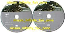 2018 Audi RNS-E 2018 North America DVD Update A3 A4 R8 TT (USA/Canada)