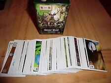 Edeka Sticker  WWF Unser Wald. 20 Stück aussuchen