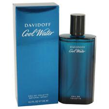 COOL WATER * Davidoff 4.2 oz / 125 ml Eau de Toilette (EDT) Men Cologne Spray