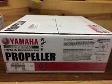 Genuine Yamaha Prop 663 459490100