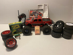 Traxxas Stampede 4x4 Castle Brushless/Upgrades/MAMBA/Savox/Proline/MIP X-Duty/17