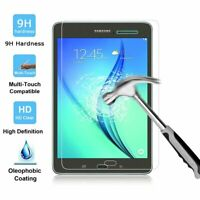 "Tempered GLASS Screen Protector for 7"" 8"" Samsung Galaxy Tab A E S2 3 4 Tablet"