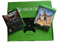 Xbox One Madden NFL 15 500GB Bundle With Gears Of  War Ultimate Recore Console