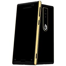 New Lumigon T3 Exclusive 128GB Black / Gold 24K Dual-SIM Factory Unlocked 4G GSM