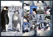 BRIT. ANTARKTIS BAT ANTARCTIC 2006 Pinguine Penguins II 422-433 ** MNH