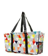 Large utility Tote Like 31 Gift laundry tote teacher bag (Free Personalization)