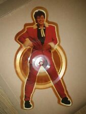 "Gary Glitter shaped picture disc Another Rock n Roll Christmas + plinth 7"" vinyl"