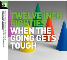 Twelve Inch Eighties When The Going Gets Tough Various Artists CD 30 Track 3c