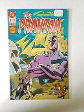 The Phantom #1, May 1988 DC Comic Book Lee Falk Classic Super-Hero Orlando Janke