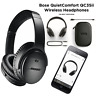 Bose QC35 II Quiet Comfort Noise Cancelling Wireless Headphones QC35ii - Black