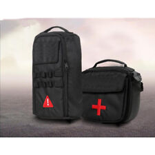 2pcs Black Car first-aid kit bag+ tool kit bags FOR Jeep Cherokee 2014 -2016