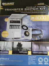 Reliance Protran 2 306crk Manual Transfer Switch Kit S1