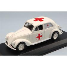 Fiat 1500 Croce Rossa Italiana 1936 1 43 Best Model Ambulanze Die cast