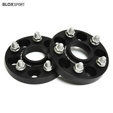 2X 20MM HUB CENTRIC WHEEL SPACERS 5X114.3 5X4.5 FOR MITSUBISHI KIA JEEP HYUNDAI