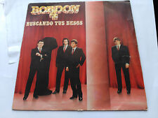 SINGLE PROMO BORDON 4 - BUSCANDO TUS BESOS - EMI SPAIN 1986 VG+