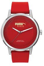 Puma Herren Armbanduhr Suede Analog PU104101004