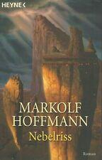 MARKOLF HOFFMANN: Nebelriss - Fantasy-Roman - Taschenbuch in gutem Zustand