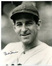 Bucky Harris Vintage Signed Jsa Certed 8x10 Photo Autograph