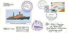 Russie - Russia - Enveloppe 2000 - Brise-glace Arktika - Murmansk