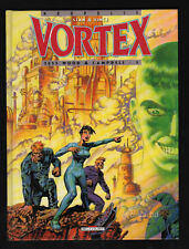 DELCOURT - STAN & VINCE - VORTEX Tess Wood & Campbell T.3 - EO 1995