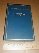 Winged Journeys 1935 Cora Smith Gould collector book world travels poems poetry