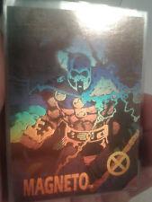 Marvel's X-Men Hologram Card ~ Magneto ~ # XH-4 ~ 1992 Impel
