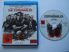 Expendables _ special edition sans Sticker! _ FSK 18 BLU RAY 104 min. + BONUS