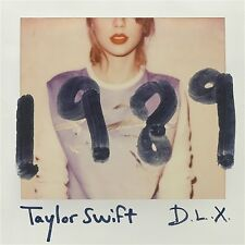 TAYLOR SWIFT 1989 Deluxe Edition CD NEW