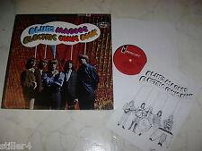 Blues Magoos Electric Comic Book Original Us Mercury Vinyl 60s LP + Comic