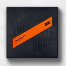 ATEEZ-[Treasure EP.1:All To Zero]1st CD+Poster/On+Buch+Frachtnummer