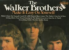 WALKER BROTHERS - Make It Easy On Yourself VINYL [1976] VG++ British Import