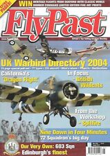 FlyPast 274 May 2004 Spitfire Peretola UK Warbird Directory Beaufighter Fw 200