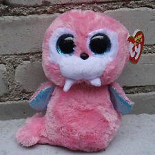 new ty beanies boos Tusk stuffed animal toy