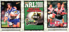 Select 2000 Season Set NRL & Rugby League Trading Cards