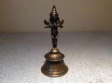 Antique Brass Prayer Bell