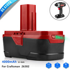 For Craftsman C3 19.2 Volt XCP High Capacity Lithium Battery 11375 PP2025 PP2011