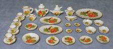 1/12th Scale Dolls House Fruit Tea Sets Fruit Table Wear Set D1729