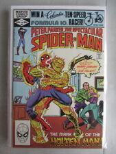 Spectacular Spider-Man Vol. 1 (1976-1998) #63 VF+