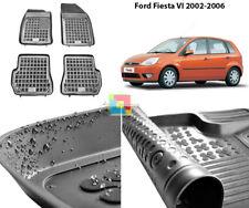 2004-2008 TAPPETINI tappeti AUTO Basic FORD FIESTA V JH JD BJ