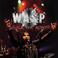 W.A.SP. - DOUBLE LIVE ASSASSINS NEW VINYL