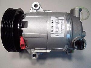 A/C Compressor Rebuild Service for Ferrari's & Maserati's- ONE YEAR WARRANTY
