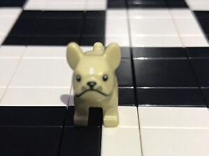 Lego Bull Dog Minifigure X1 / Land Animal / Pet / Zoo / Spare
