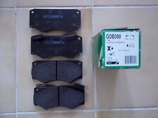 Iveco Daily 45-10 V 1903383 1902469 1906243 Front Brake Pads Set Lucas GDB390